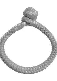 how to splice rope end