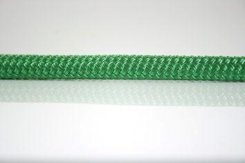 Ocean Rope Braid on Braid Green