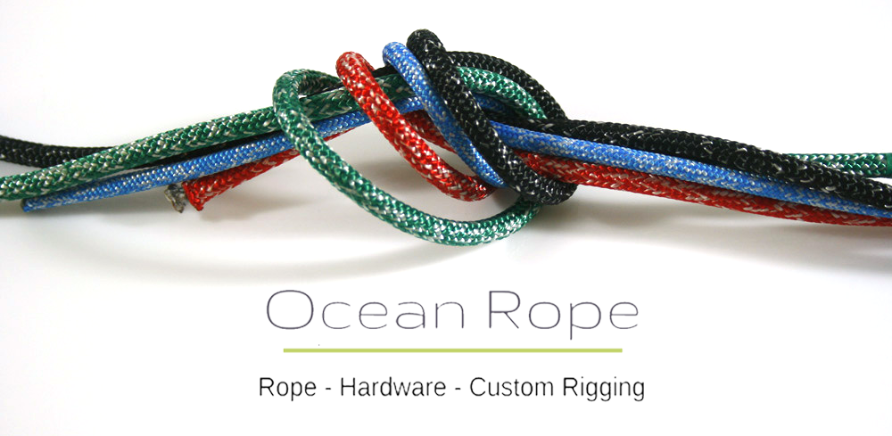Ocean Rope- Online Rope and Rigging Store