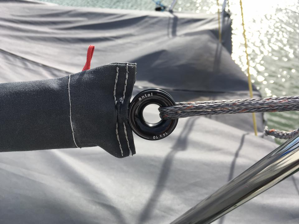 Dyneema Guard Wires