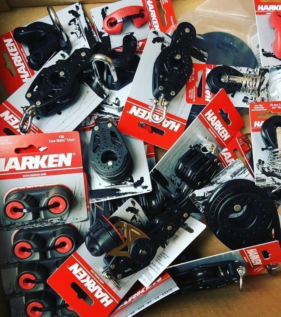 Harken Hardware Packages